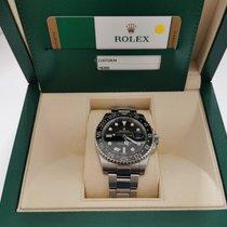 Rolex GMT-Master II Steel Black No numerals