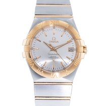 Omega Constellation Ladies 123.20.35.20.02.001 2010 pre-owned