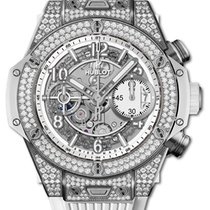 Hublot Big Bang Unico Titanium 42mm Transparent