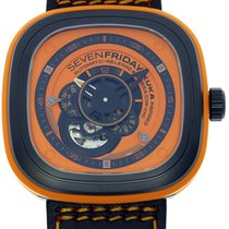 Sevenfriday P1-3 47mm Orange