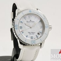 Blancpain Steel 45mm Automatic 5015A-1144-52A pre-owned