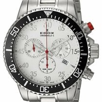Edox Steel 44mm Quartz 10227-3M-ABN new United States of America, New York, Monsey