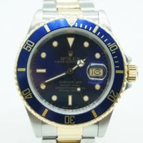 Rolex Submariner Date Gold/Steel 40mm Blue No numerals United States of America, Florida, Miami