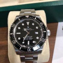 Rolex Sea-Dweller 4000 Staal 40mm Zwart Geen cijfers Nederland, Den Haag