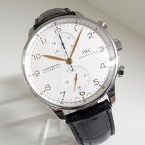 IWC Portuguese Chronograph 3714 2002 pre-owned