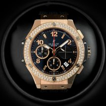 Hublot Big Bang 41 mm Rose gold 41mm Black Arabic numerals