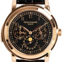 Patek Philippe Minute Repeater Perpetual Calendar Rose gold 39mm
