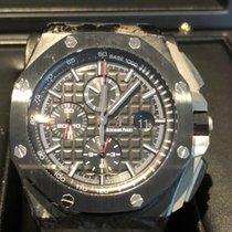 Audemars Piguet Royal Oak Offshore Chronograph nieuw 2014 Automatisch Chronograaf Horloge met originele doos en originele papieren 26400AU.OO.A002CA.01