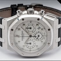 Audemars Piguet Royal Oak Chronograph 26022BC.OO.D002CR.01 Very good White gold 39mm Automatic Finland, Imatra