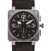 Bell & Ross Aviation 46 Automatic Chronograph