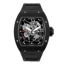 Richard Mille 48mm Cuerda manual nuevo RM 035 Transparente