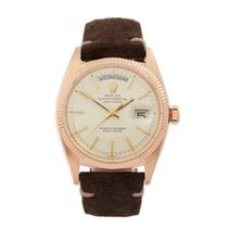 Rolex Day-Date 18k Rose Gold Gents 6611 - W4208