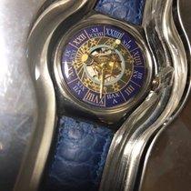 Swatch Tresor Magique PLATINUM-cased Auto -Movement Wristwatch...