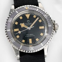 Tudor Military Submariner Marine Nationale MN 1974 Black...