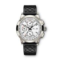 """IWC Ingenieur Chronograph Edition """"w 125""""  Rudolf Caracciola"""