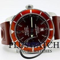 Breitling SuperOcean Heritage 46 mm Brown Dial 2015 3843