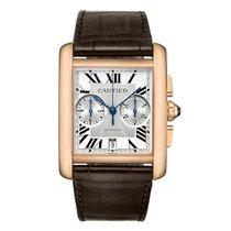 Cartier – Tank MC Chronograph Rose Gold (W5330005)