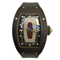 Richard Mille RM07-01-AORG-TZP-Z Brown Ceramic & Red Gold Di