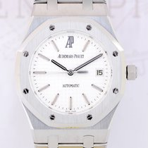 Audemars Piguet Royal Oak Automatic Date Steel 39mm 15300 B+P