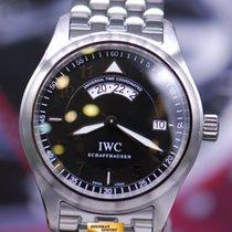 IWC Pilot Spitfire UTC Steel 39mm Black Arabic numerals Singapore, Singapore