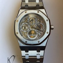 Audemars Piguet Royal Oak Perpetual Calendar neu 39mm Stahl