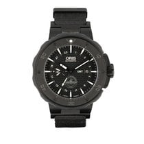 Oris Force Recon GMT Acero 49mm