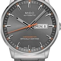 Mido Stal 40mm Automatyczny M021.431.11.061.01 nowość