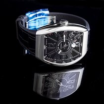 Franck Muller Vanguard new Watch with original box and original papers V45 SC DT AC NR