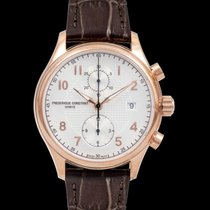Frederique Constant Runabout Chronograph new Watch with original box and original papers FC393RM5B4