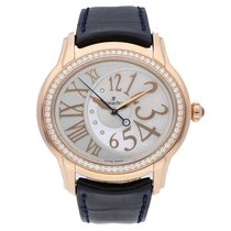 Audemars Piguet Millenary Ladies Rose gold 39.5mm Silver