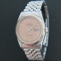 Rolex Datejust Pink Dial 16234
