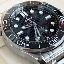 Omega Seamaster Diver 300 M Steel 42mm Black No numerals United States of America, Minnesota, Minnetonka