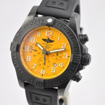 Breitling Avenger Hurricane 50mm Yellow United States of America, Ohio, Mason