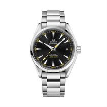 Omega Seamaster Aqua Terra Steel 41mm Black United States of America, New York, NY