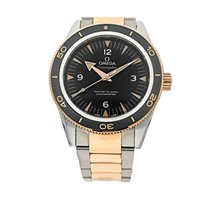 Omega Seamaster 300 new 2018 Automatic Watch with original box and original papers 233.20.41.21.01.001