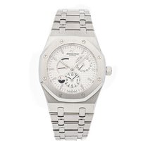 Audemars Piguet 26120ST.OO.1220ST.01 Acero Royal Oak Dual Time 39mm usados