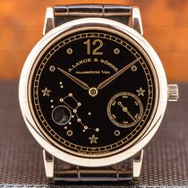 A. Lange & Söhne Rose gold 36mm Manual winding 231.031 pre-owned United States of America, Massachusetts, Boston