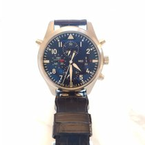 IWC Pilot Double Chronograph IW377801 pre-owned