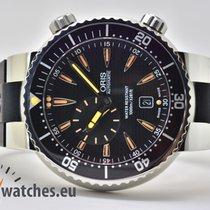 Oris Divers 01 643 7609 8454-07 4 24 34EB 2011 gebraucht