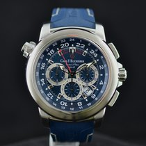 Carl F. Bucherer Patravi Steel Blue