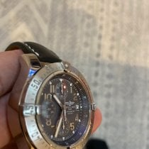 Breitling Avenger Skyland Steel 45mm Grey Arabic numerals United States of America, New York, STATEN ISLAND