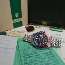 Rolex 1675 Steel 1968 GMT-Master pre-owned