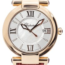 Chopard Imperiale Rose gold 36mm Mother of pearl