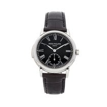 Patek Philippe Minute Repeater Platina 38mm Negru Roman