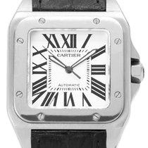 Cartier Santos 100 W20073X8 2656 2007 подержанные