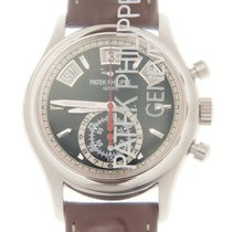 Patek Philippe Annual Calendar Chronograph White gold