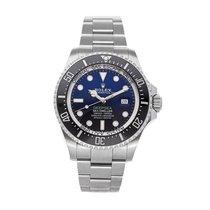 Rolex Sea-Dweller Deepsea 126660 pre-owned
