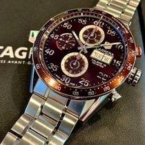 TAG Heuer CV2A12.FC6236 Steel 2012 Carrera Calibre 16 43mm pre-owned United States of America, California, Rocklin