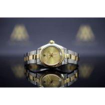 Rolex Oyster Perpetual Oro/Acciaio 26mm Oro
