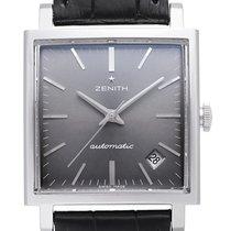 Zenith New Vintage 1965 Steel 32,00mm Grey